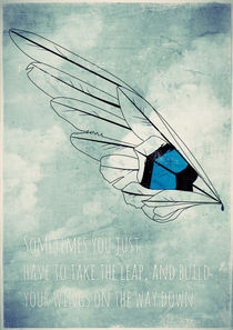 Build Your Wings by Sybille Sterk