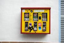 Gumball Machine by nioer
