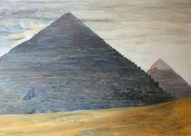 Die Cheopspyramide im Morgenlicht by Matthias Wunsch
