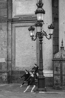 Ballerina project - Walking Through Naples von Emanuele Sessa