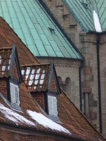 Architektur 1 von Corinna Schumann