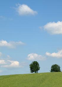 Wolkenbild by Brigitte Deus-Neumann