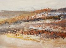 Landschaft by Christine Lamade