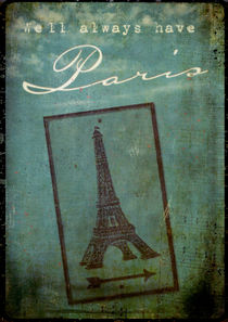 Paris by Sybille Sterk