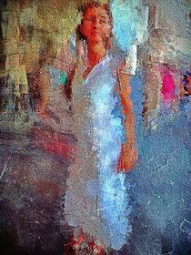 Lady in White by Ale Di Gangi