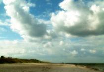 beach impression von Franziska Rullert