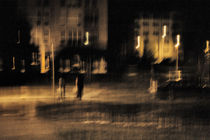 legs - an urban street night impression by Péter Fodor