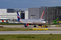 Aeroflot Airbus A321 by kunertus