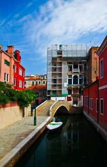 Venice Canal by olgasart