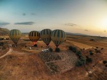 hot air balloon - cappadocia - turkey by emanuele molinari
