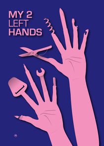 My 2 left hands by Maarten Rijnen