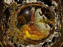 Spiritueller TUMULT im AUGE by David Renson