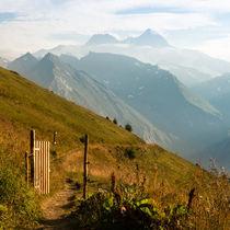 Tor zum großen Berg by Thomas Mertens