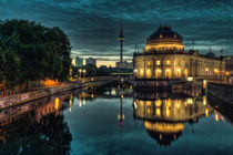 Twilight Berlin by Marcus  Klepper