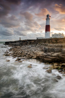 Portland Bill at Last Light by Chris Frost