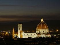 Dom Florenz bei Nacht by fabinator