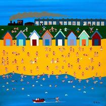 Summer holiday by Gordon Barker