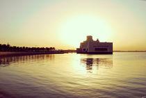 Sunset in Doha by Nuno Tendais