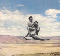 Pink Rocks Wrestling von Neil Campau
