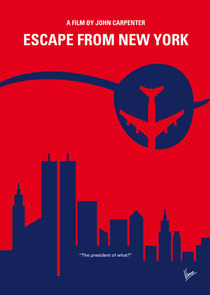 No219-my-escape-from-new-york-minimal-movie-poster