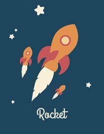 Rocket by jane-mathieu