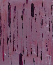 "abstract painting ""Purple Rain"" von rvhart"