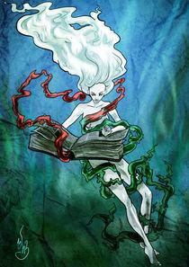 Meerleserin by Asta Legios