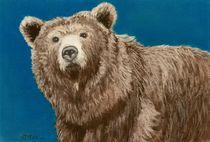 Bear by Anastasiya Malakhova