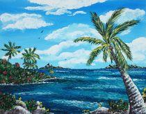 Caribbean Shore von Anastasiya Malakhova