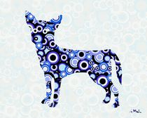 Chihuahua - Animal Art by Anastasiya Malakhova