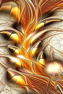 Fiery Claws by Anastasiya Malakhova