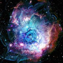 Flower Nebula by Anastasiya Malakhova