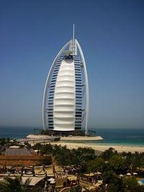 Dubai Burj al Arab by ann-foto