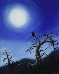 Full Moon by Anastasiya Malakhova