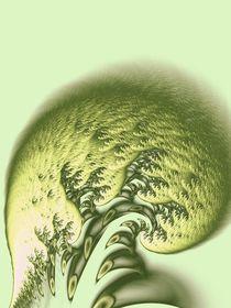 Green Wave by Anastasiya Malakhova