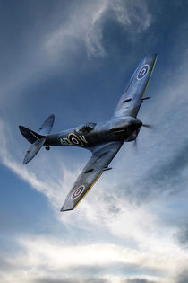 Spitfire Pass by James Biggadike