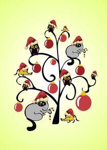 Kids Christmas von Anastasiya Malakhova