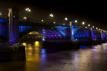 Southwark  Bridge London by David Pyatt