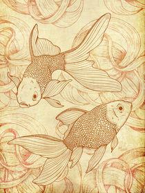 Goldfishes von Mike Koubou