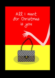 chanel chrsitmas by thomasdesign