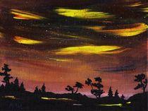 Night Scene by Anastasiya Malakhova