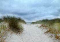 beach view von Franziska Rullert