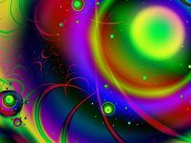 Rainbow Halo von Anastasiya Malakhova