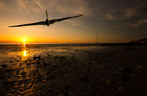Vulcan Sunset  von Rob Hawkins