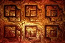 Wood Panel von Anastasiya Malakhova