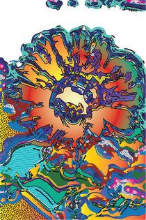 Shattered Flower by Frank Collyer