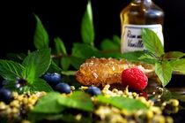 Feine Zutaten für frischen Tee Genuss by Tanja Riedel