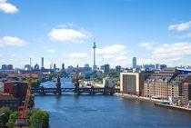 Berlin-skyline-sky