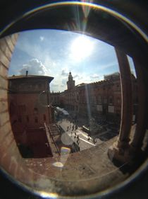 Piazza del Nettuno von Azzurra Di Pietro