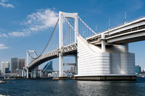 Rainbow Bridge Tokyo by holka